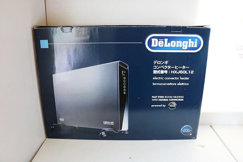 【買取実績】DeLonghi デロンギ コンベクターヒーター HXJ60L12|中古買取価格11,000円
