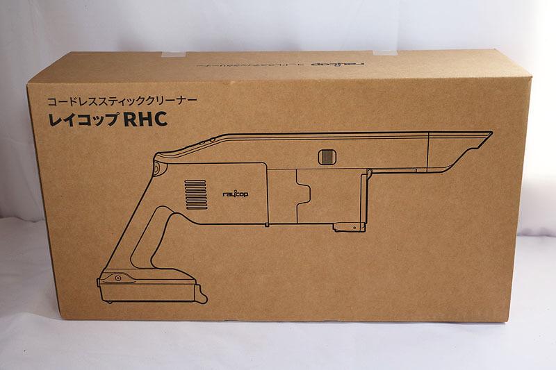 【買取実績】レイコップ RHC-300JPWH|中古買取価格10,000円