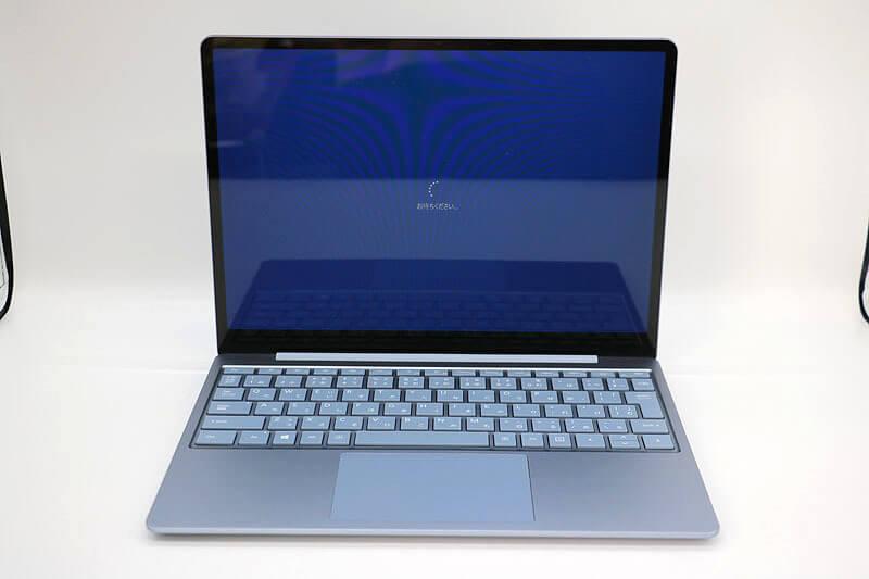 【買取実績】マイクロソフト Surface Laptop Go アイスブルー THJ-00034 10thGen|中古買取価格61,000円