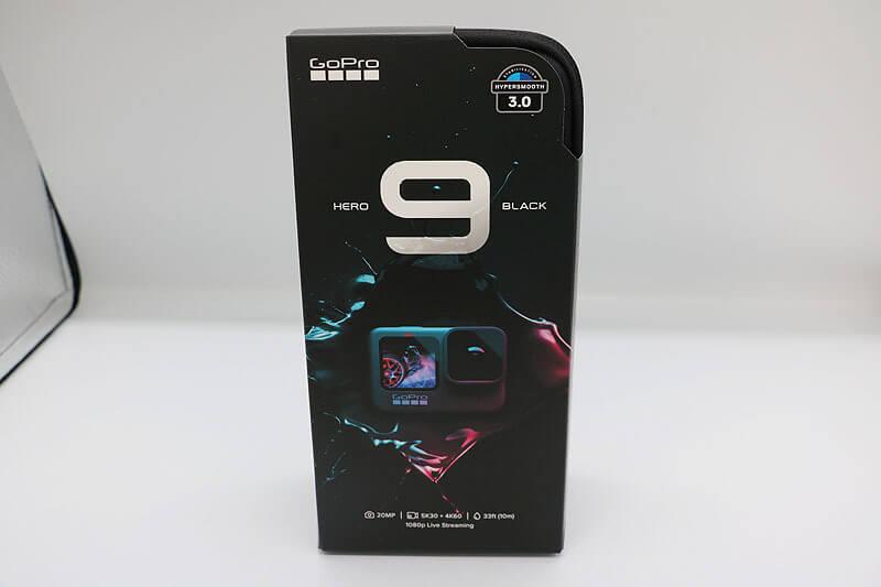 GoPro ゴープロ HERO9 Black CHDHX-901-FW 中古買取価格40,000円