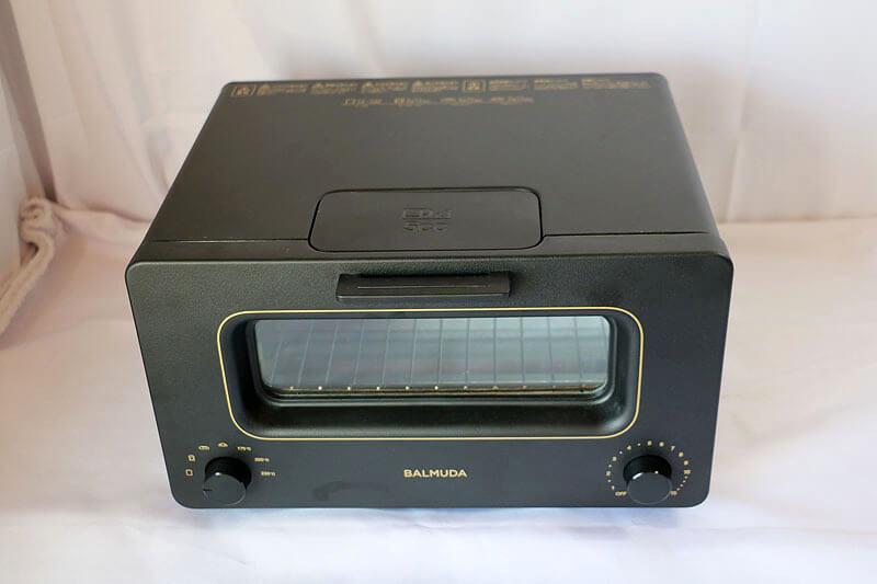 【買取実績】BALMUDA The Toaster K01E-KG  Black 2020年製|中古買取価格6,000円