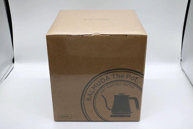 【買取実績】BALMUDA バルミューダ The Pot 電気ケトル K02A-WH|中古買取価格5,000円