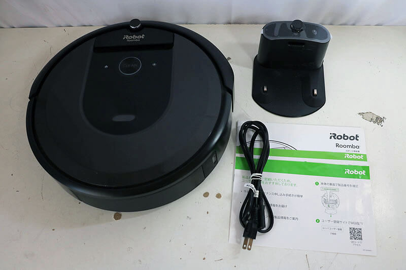 【買取実績】Roomba ルンバ i7|中古買取価格34,000円