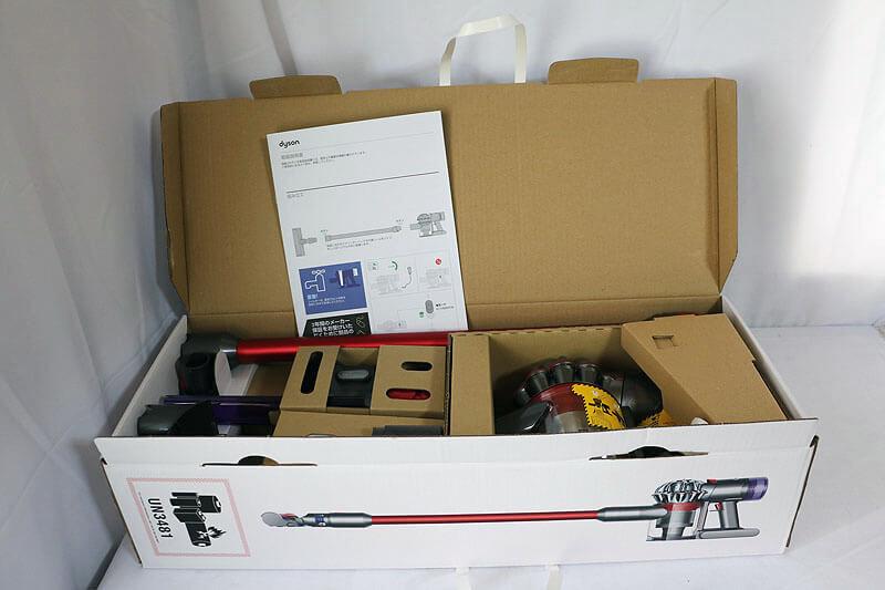 【買取実績】dyson ダイソン V8 Slim Fluffy+ SV10K コードレスクリーナー|中古買取価格27,000円