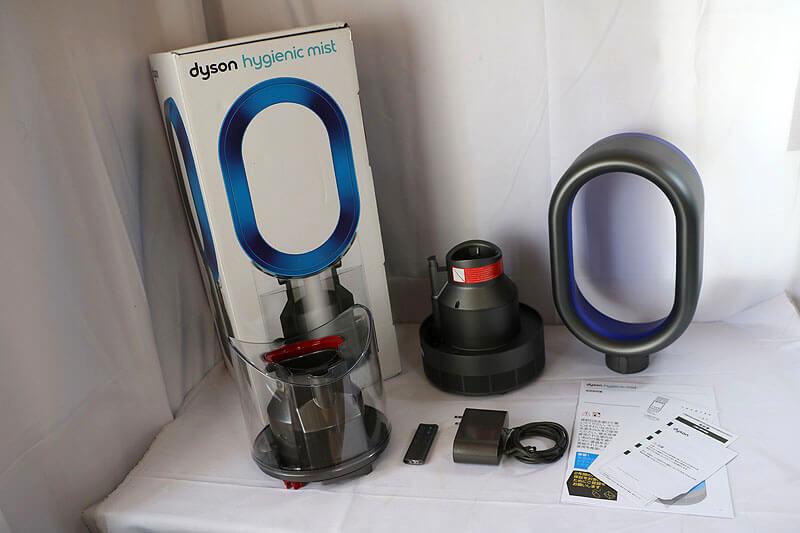 【買取実績】dyson ダイソン Hygienic Mist MF01|中古買取価格8,500円