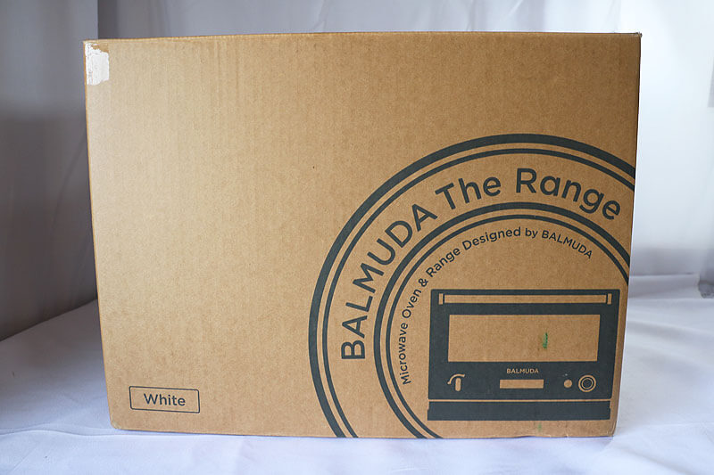 【買取実績】BALMUDA  The Range K04A-WH White 2019年製|中古買取価格28,000円