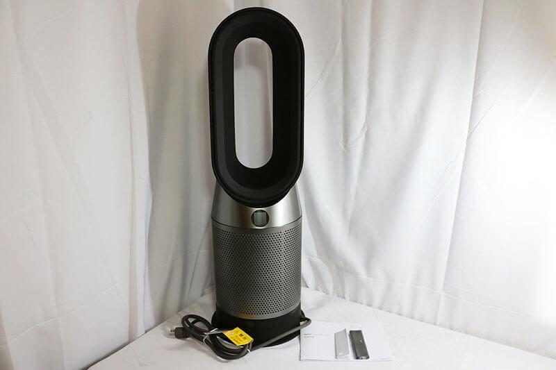 【買取実績】dyson Pure Hot+Cool HP04-BN 空気清浄機能付きファンヒーター 2019年製|中古買取価格23,000円