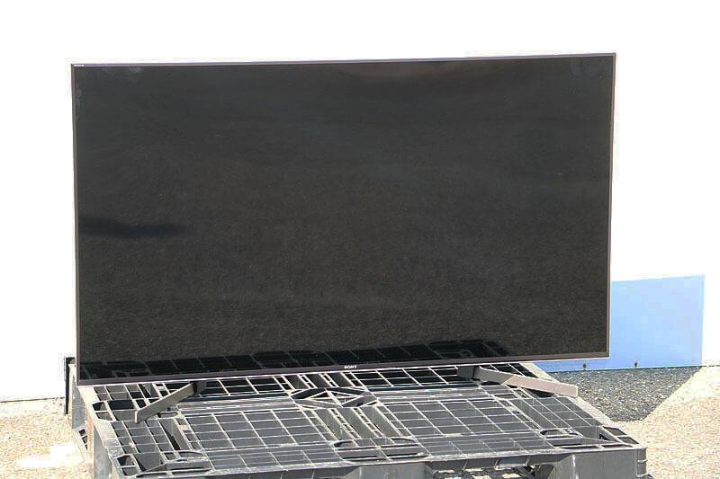 【買取実績】SONY BRAVIA ブラビア KJ-55X9500G 4K液晶テレビ 2019年製|中古買取価格62,000円