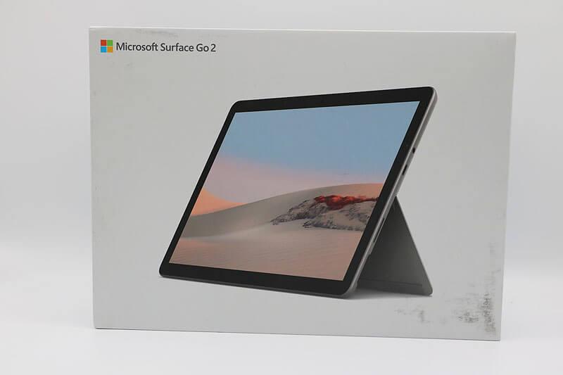 【買取実績】マイクロソフト surface GO2 STQ-00012|中古買取価格42,000円