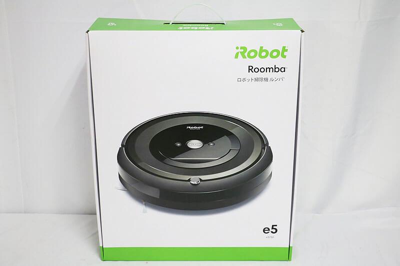 【買取実績】Roomba ルンバ e5|中古買取価格24,500円